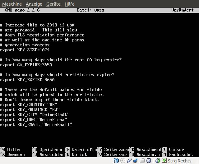 Openvpn Server und Client mit Ubuntu einrichten - techgrube.de