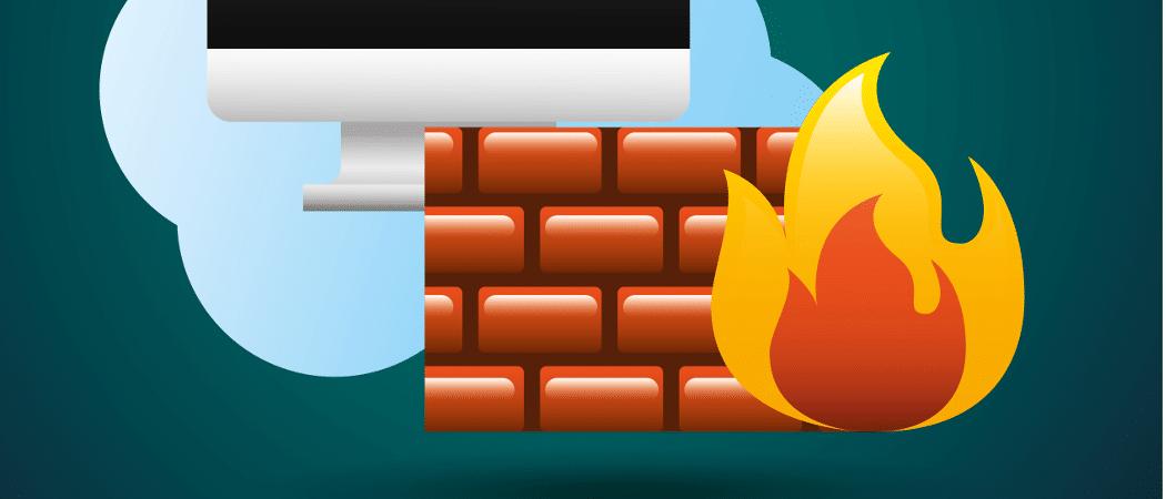 Firewall Beitrag