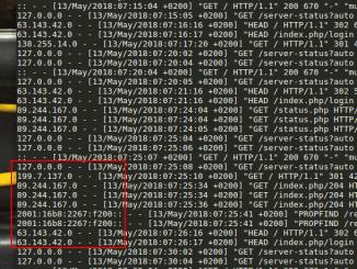 Apache Logfiles anonymisieren Beitragsbild