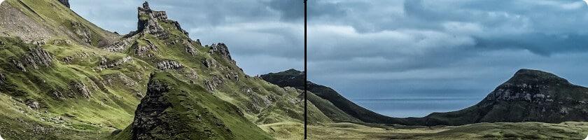 Desktop hintergrund zwei monitore