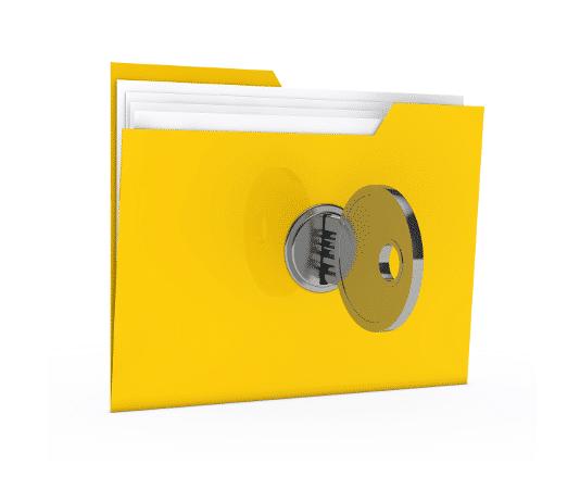 Folder Lock Beitrag