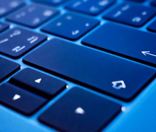 Laptop Tastatur Beitrag