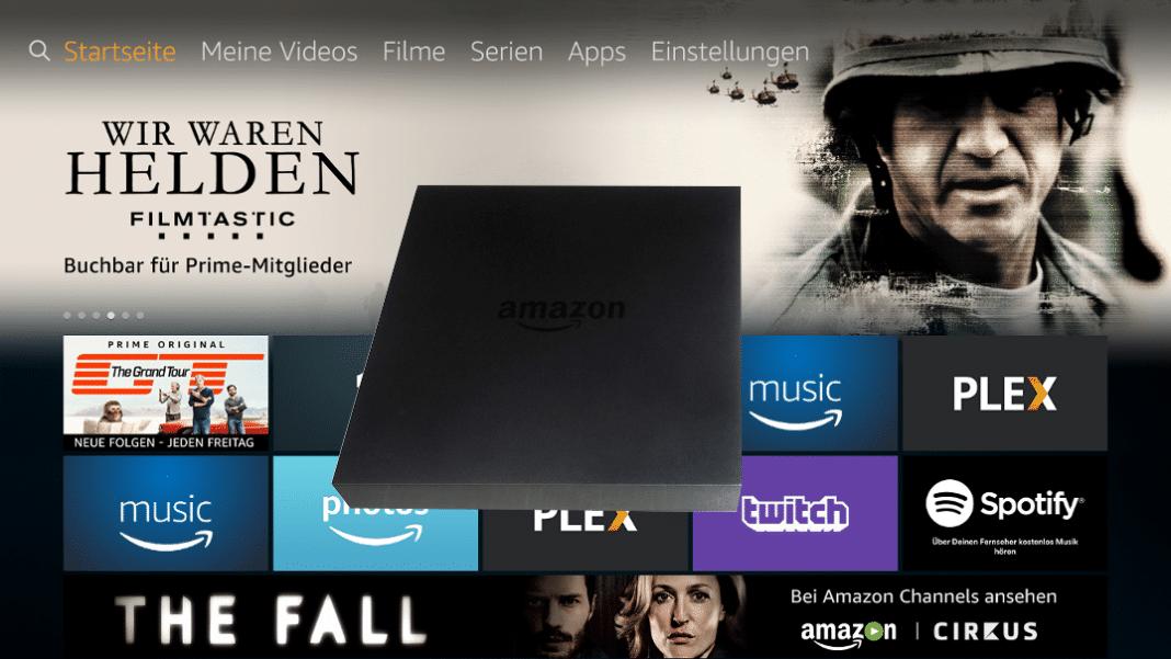 Amazon FireTV Screenshot Beitragsbild