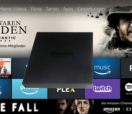 Amazon FireTV Screenshot Beitragsbild