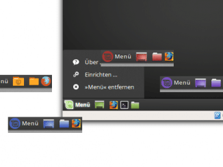 Linux Mint Startmenü Icon ändern Beitragsbild