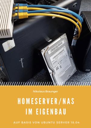 Homeserver/NAS im Eigenbau Buchcover