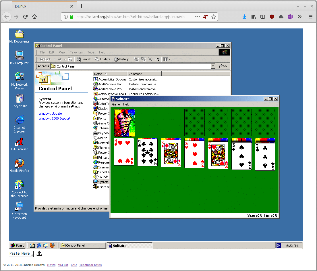 Windows 20 im Browser ausführen   techgrube.de