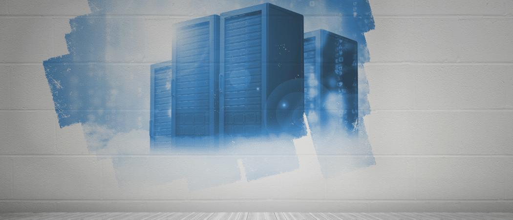 Server Cloud Beitrag