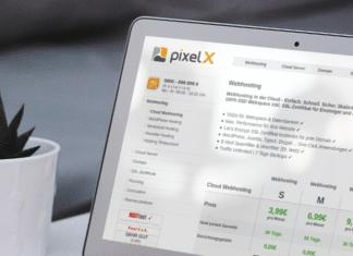 Pixelx hosting Test Beitrag