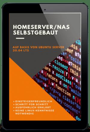 Homeserver-NAS selbstgebaut